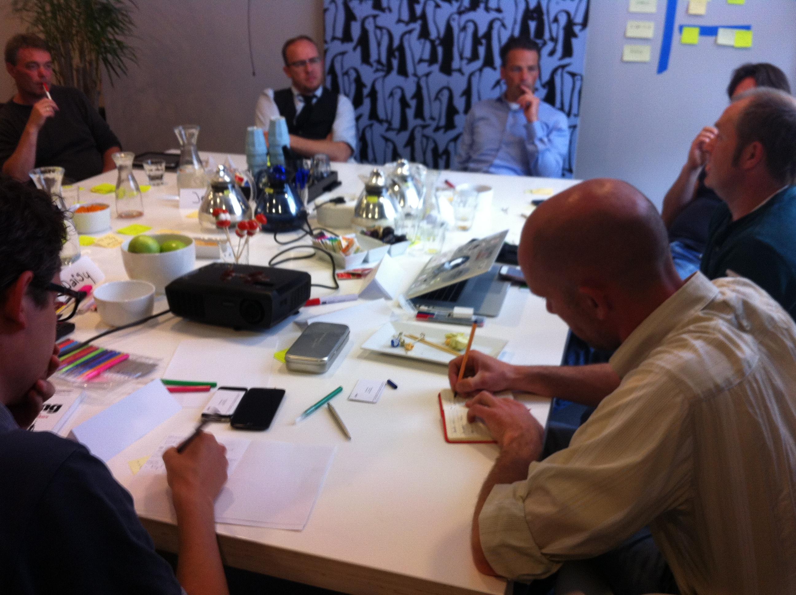 TestRetreat:Netherlands, 2014