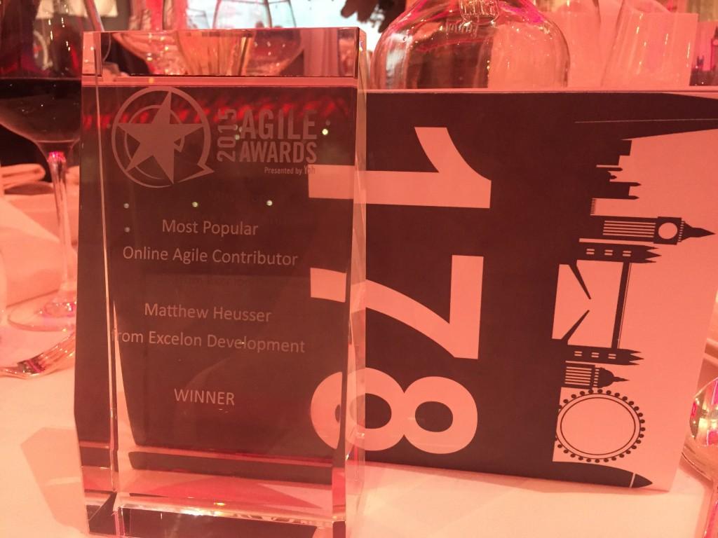 agile award